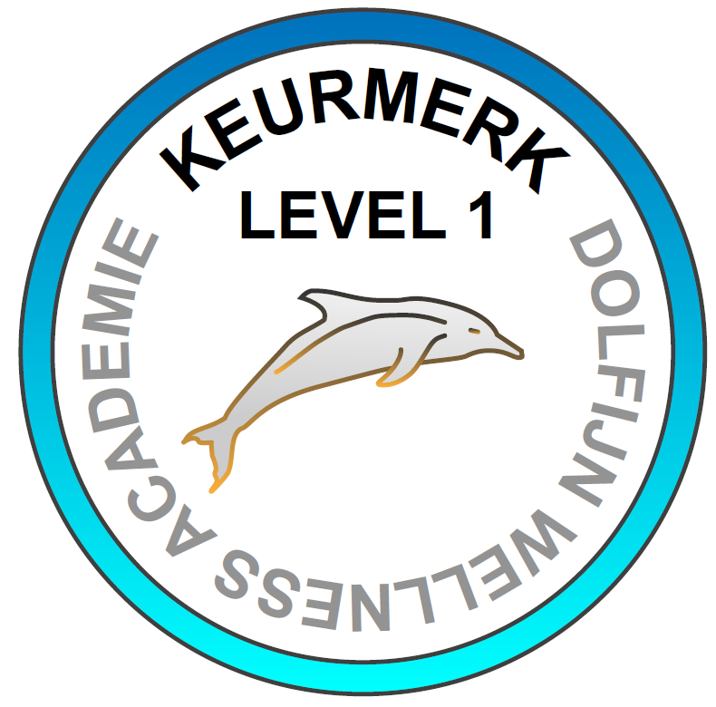Logo Wellness dolfijnen